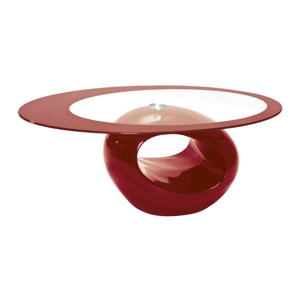 Konferenční stolek Etna red