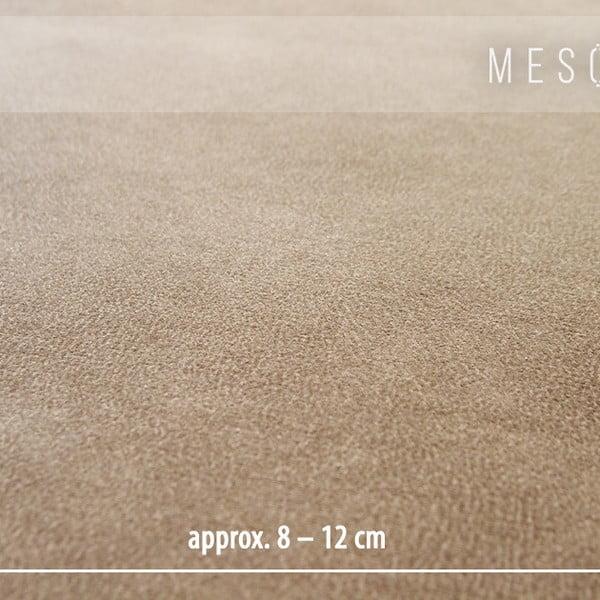 Béžová podnožka MESONICA Musso