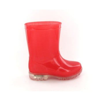 Cizme pentru copii Ambiance Kid Rain Boots, măr. 29, roșu