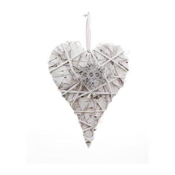 Decorațiune suspendată Ego Dekor Heart, 39 cm de la Ego Dekor