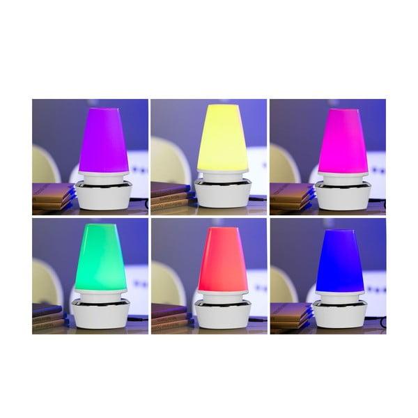 Dotyková USB lampa Multicolor