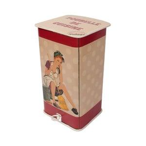 Odpadkový koš Antic Line Basura vintage