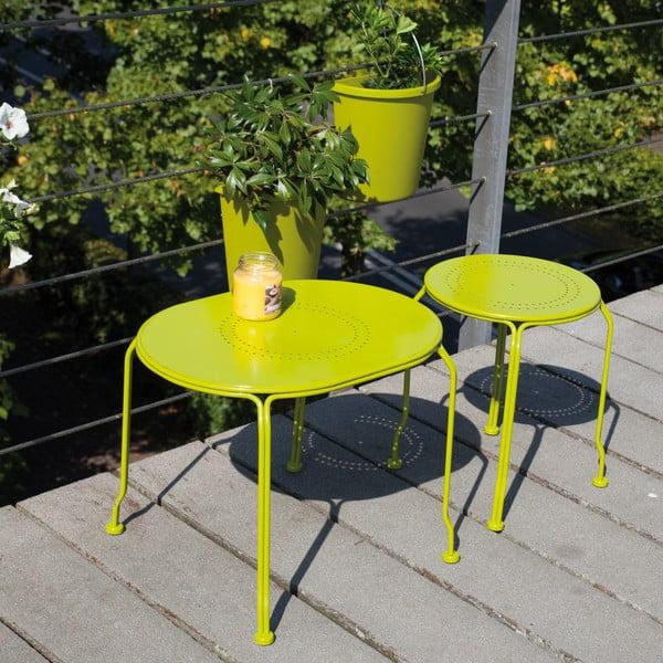 Zelený stolek na balkón Esschert Design Nature