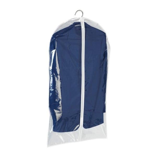 Průhledný obal na oblek Wenko Transparent, 100x60cm