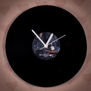 Vinylové hodiny Motherboard