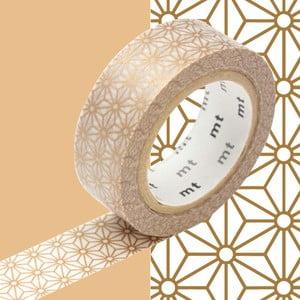 Bandă decorativă Washi MT Masking Tape Florence, rolă 10 m