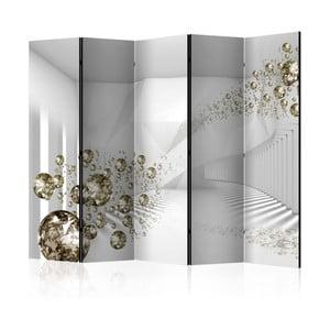 Paraván Artgeist Crystal Splash, 225 x 172 cm