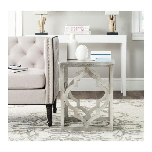Odkládací stolek Simona Silver
