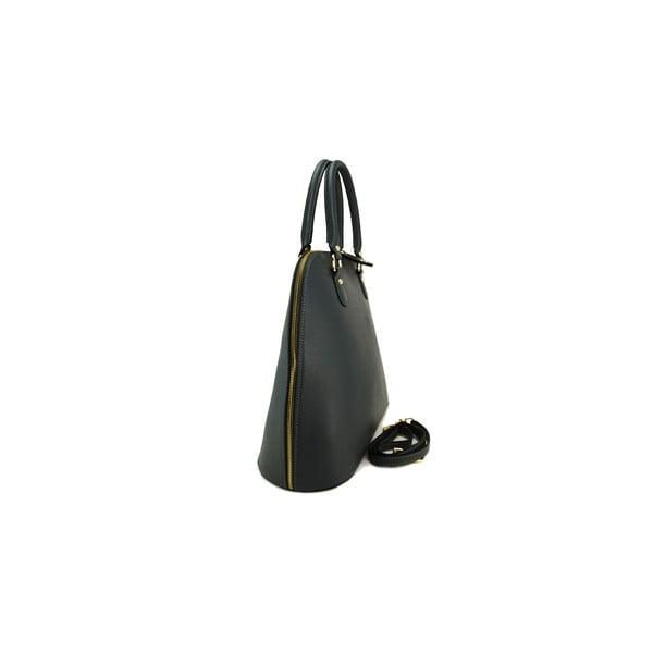Kožená kabelka Giada Grigio