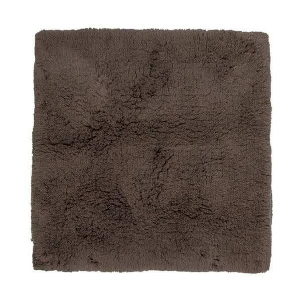 Koupelnová předložka Alma Taupe, 60x60 cm