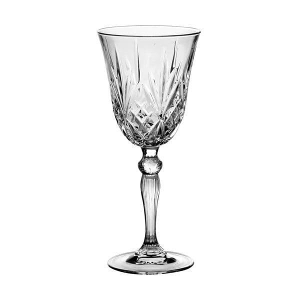 Set 4 sklenic Melodia, 270 ml