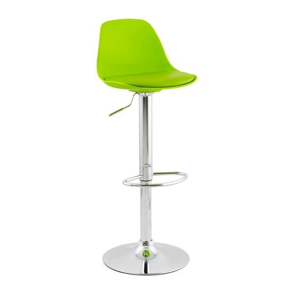 Zelená barová stolička Kokoon Suki