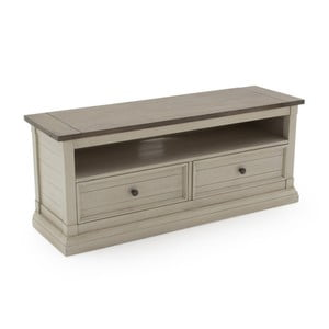 TV stolek z borovicového dřeva VIDA Living Croft