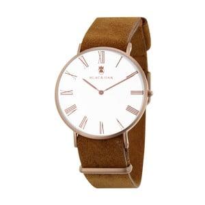Hnědé pánské hodinky Black Oak Elegant