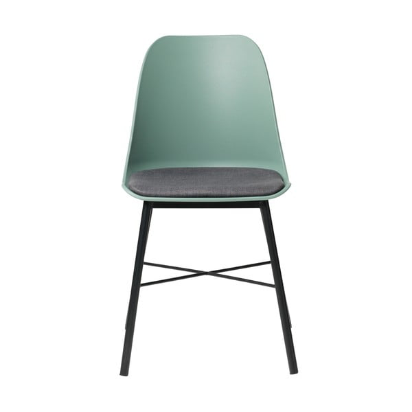 Scaun Unique Furniture Whistler,verde mentă-gri