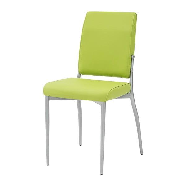 Jídelní židle Trilly, zelená