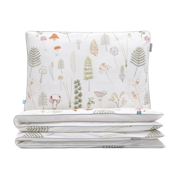 Obliečky Mumla Forest Bedding Set, 90 × 120 cm