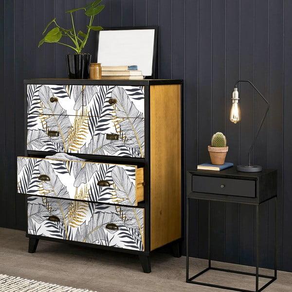 Autocolant pentru mobilă Ambiance Hiva-Oa, 60 x 90 cm