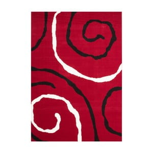 Koberec Funky 153 Red, 80x150 cm