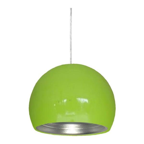 Závěsné světlo Pictor, zelené