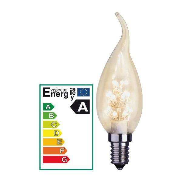 LED žárovka Gust, 2100K/55 Lm