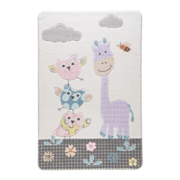 Detský koberec Kids Animals, 100×150 cm