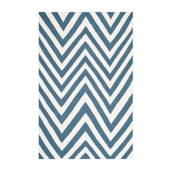 Vlněný koberec Safavieh Serena, 182 x 121 cm