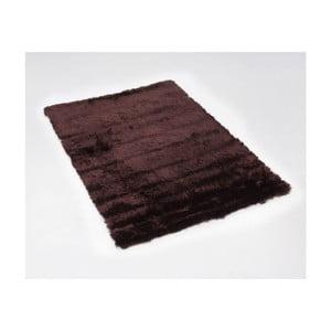 Kávově hnědý koberec Cotex Flush, 140 x 200 cm