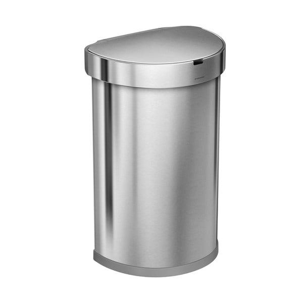 Bezdotykový odpadkový koš Simples, 45 l