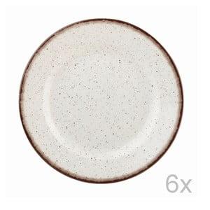 Sada 6 ks talířů Bakewell Mint, 26 cm