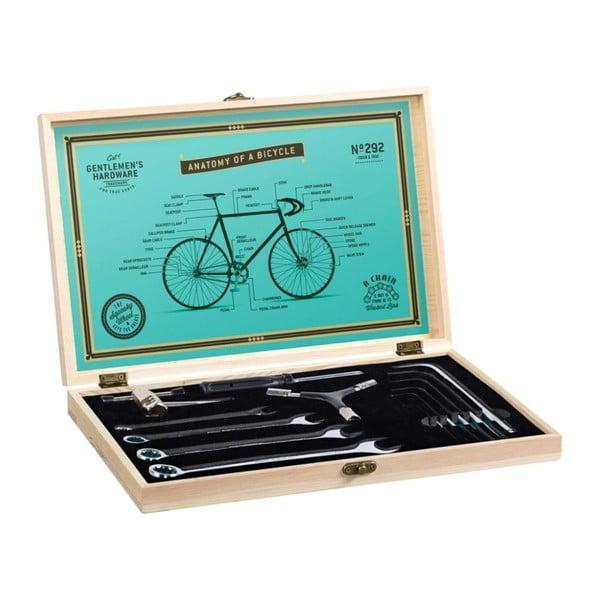 Set ustensile pentru repararea roții de bicicletă Gentlemen's Hardware Box