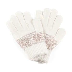Rukavice Winter White