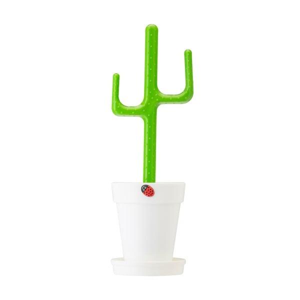 WC kartáč Cactus White