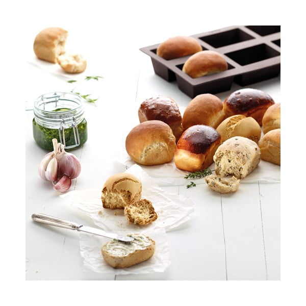Silikonová forma na pečivo Mini Bread