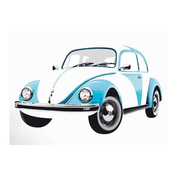 Dekorativní samolepka Beetle Blue