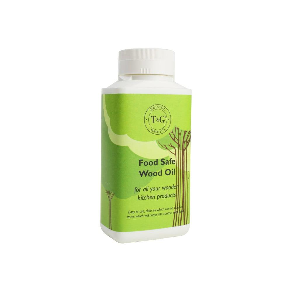 Ochranný olej na kuchyňské náčiní T&G Woodware, 250 ml