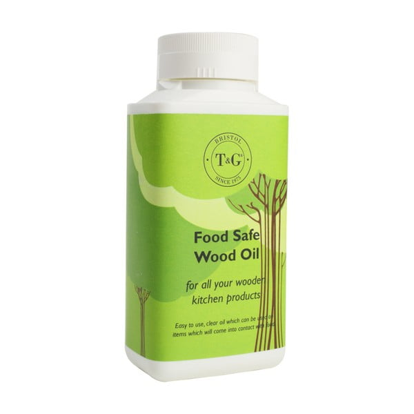 Ochranný olej na kuchynské náčinie T&GWoodware, 250 ml