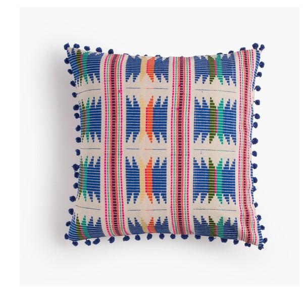 Povlak na polštář Mexicano Azul, 45x45 cm