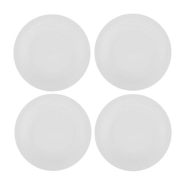 Sada 4 porcelánových talířů Sola Chic Lunasol, 27cm