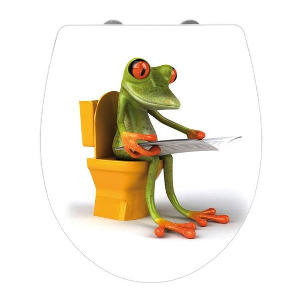 Capac WC Wenko Frog News, 45 x 38,8 cm