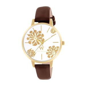 Dámské hodinky s řemínkem v hnědé barvě Olivia Westwood Grando