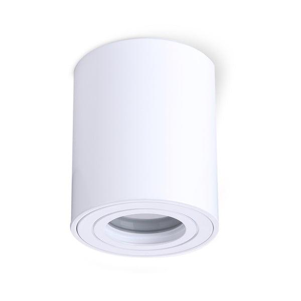 Bílé stropní svítidlo Kobi Aquarius, ⌀8cm