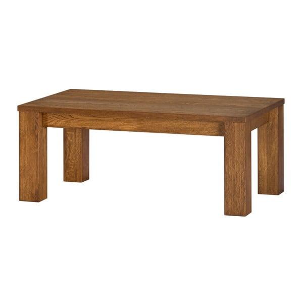 Velvet Rectangle diófa dohányzóasztal - Szynaka Meble