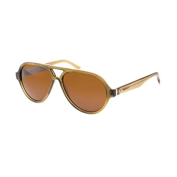 Pánské sluneční brýle GANT Aviator Crytal Green
