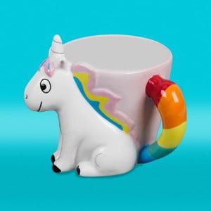 Keramický hrnek Happy News Unicorn, 400 ml