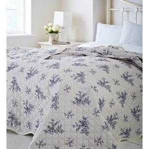 Sada přehozu přes postel a dvou povlaků na polštář Toile