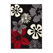 Koberec Hanse Home Gloria Flower Night, 80 x 150 cm