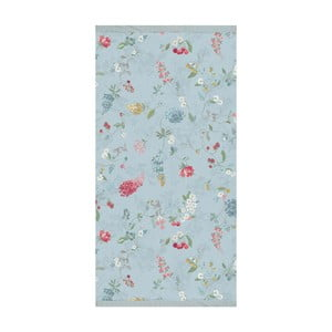 Modrý ručník Pip Studio Hummingbirds, 30x50cm