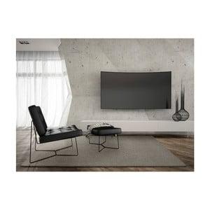 Šedý koberec Universal Sense Grey, 160 x 230 cm