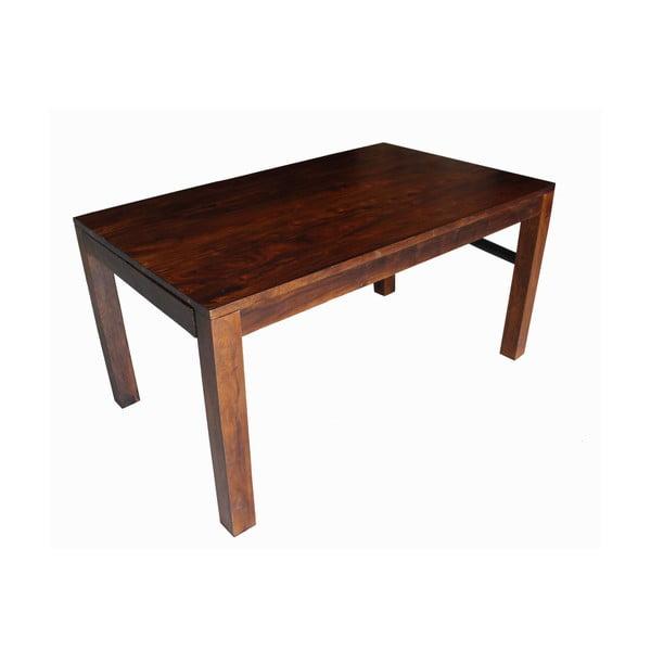 Rozkládací stůl z palisandru Indigodecor, 120-210 cm